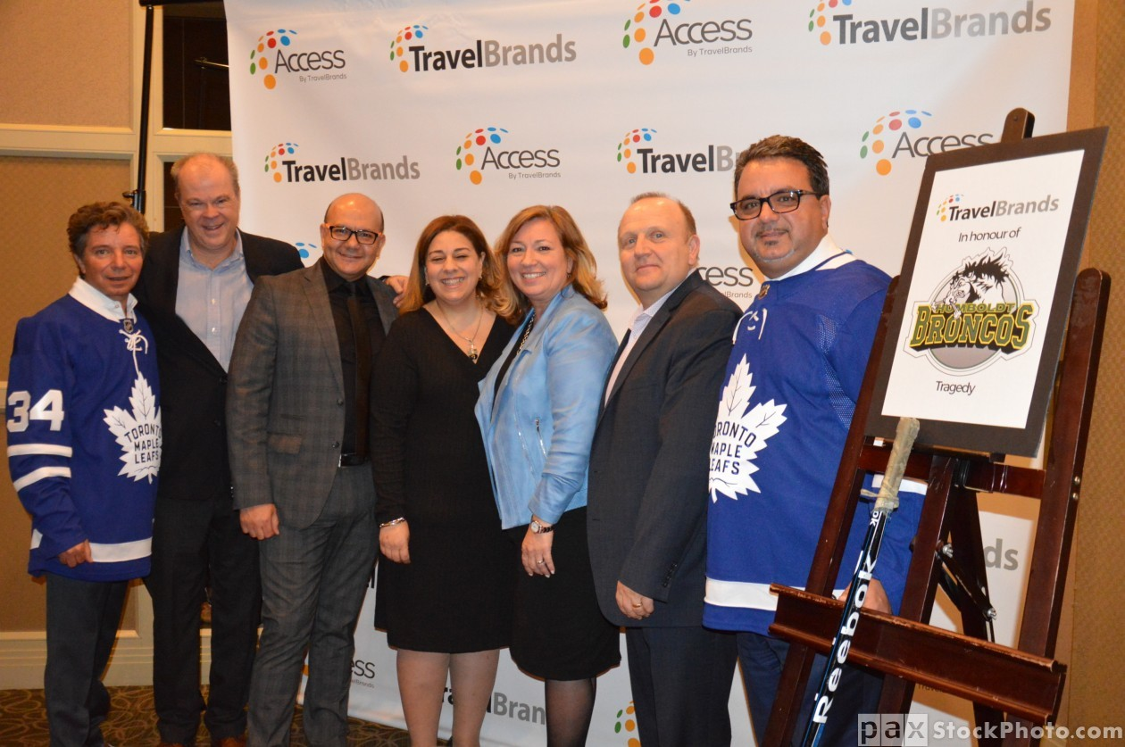 TravelBrands Appreciation Night in Toronto - April 12, 2018