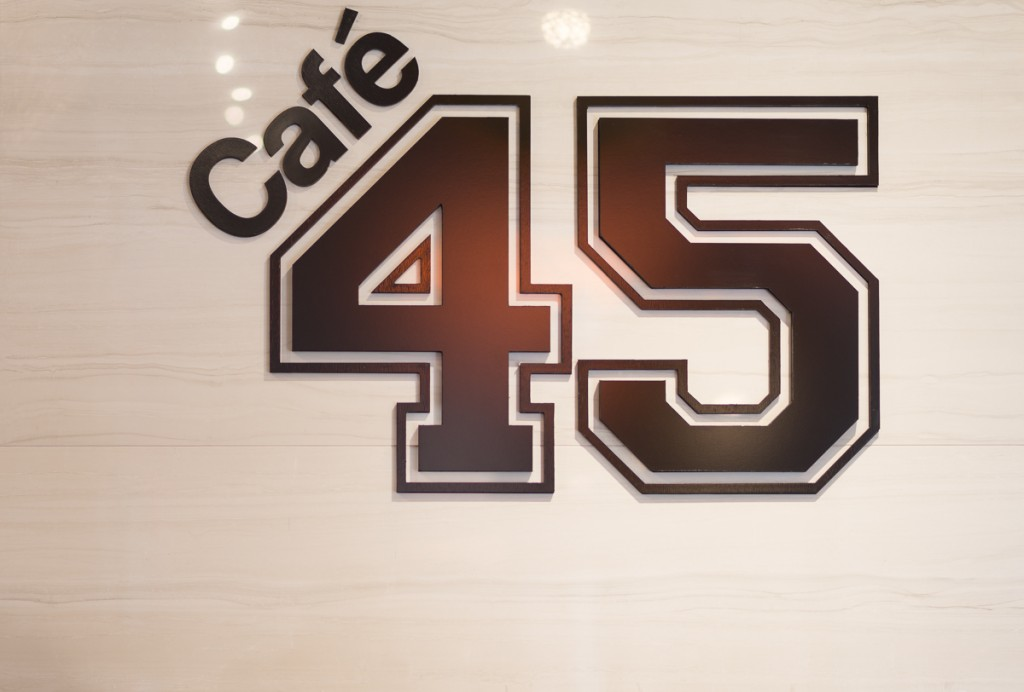 Cafe 45 / Montreal