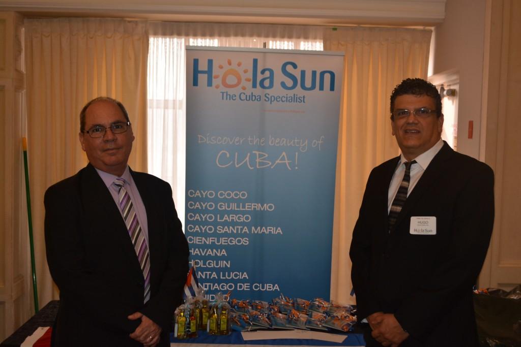Hola Sun agent appreciation dinner, Toronto - Sept. 2017