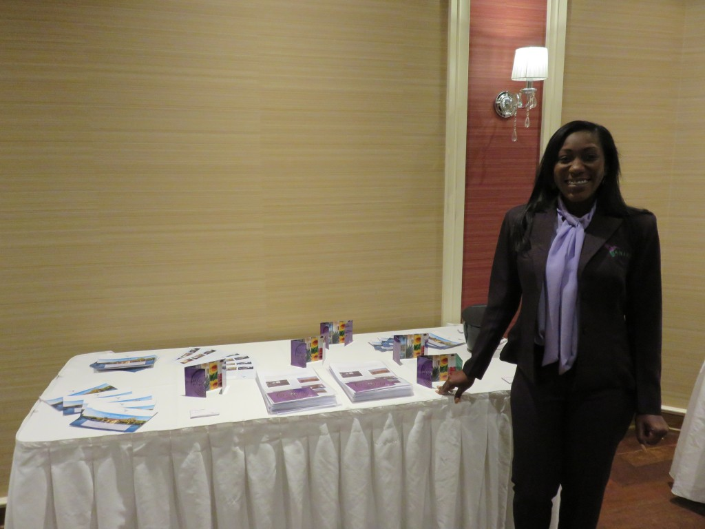 Curacao sales mission - Montreal 2107