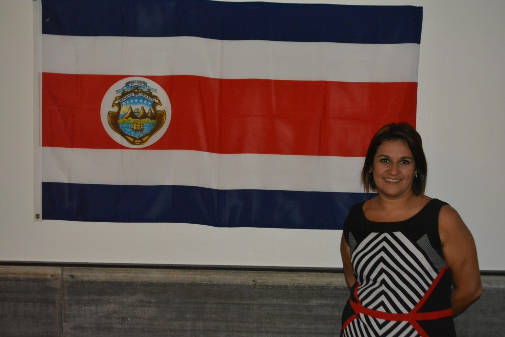 Costa Rica Tourism Event, Toronto - Oct. 2017
