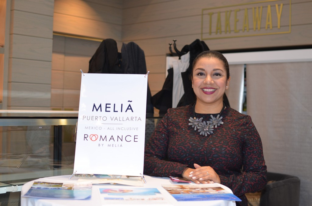 Melia Hotels International event, Calgary - Oct. 2017
