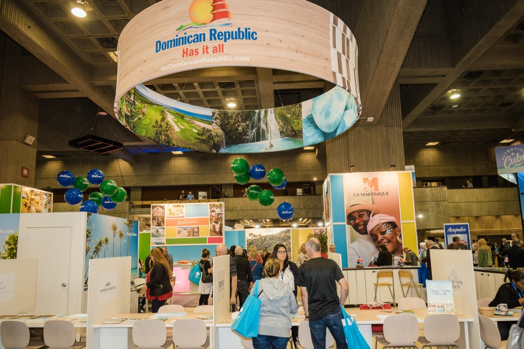 Salon Tourisme Voyages Montreal 2017