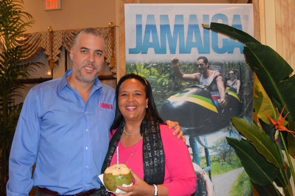 Jamaica Tourist Board Destination & Product Showcase - Oct. 23, 2017