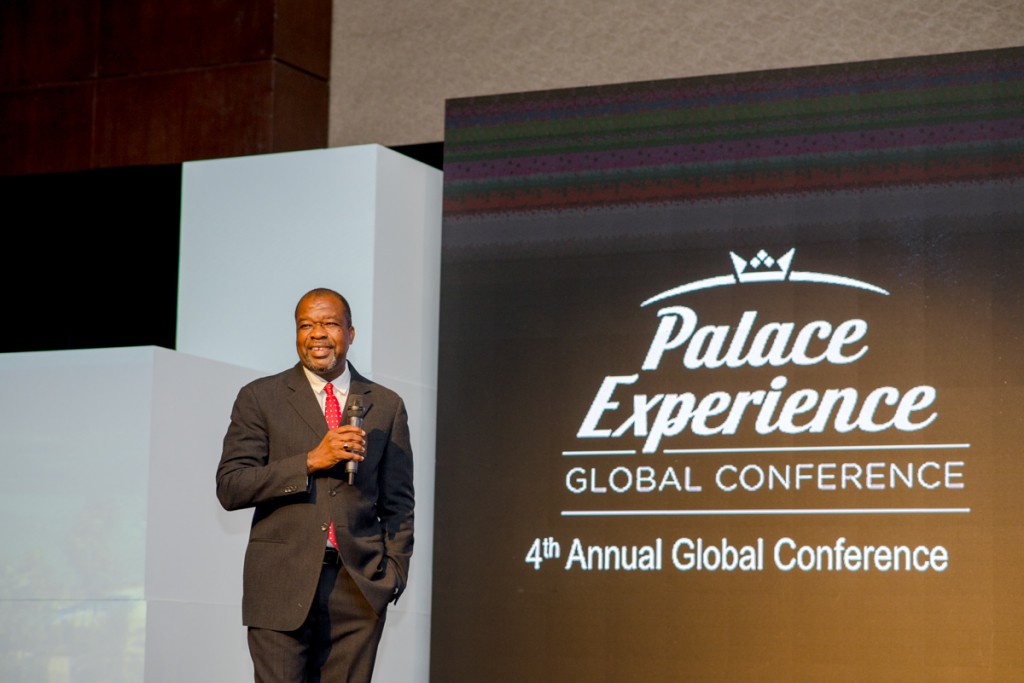 Palace Experience Global Conference - October 2017
