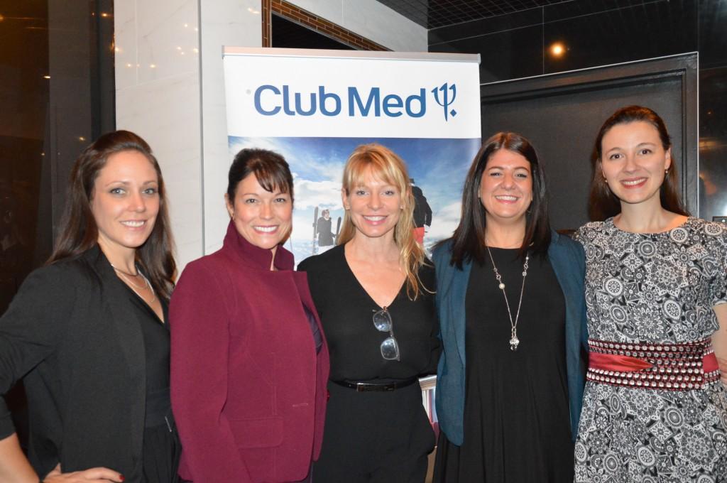 Club Med's 2017-18 launch - Nov. 1, 2017