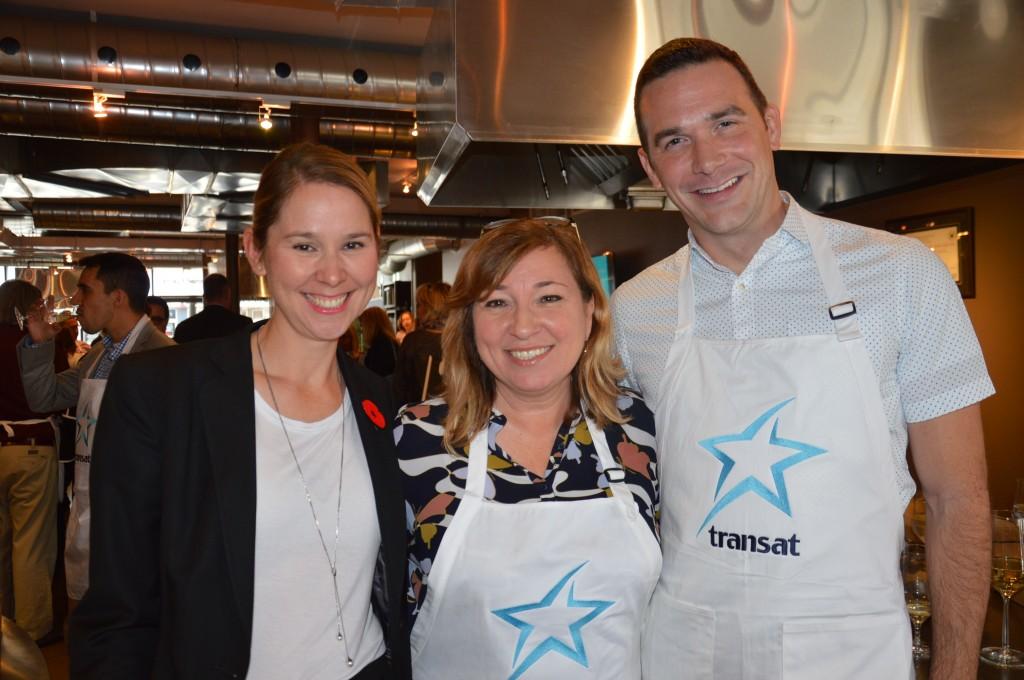 Transat's Europe 2018 launch - Nov. 6, 2017