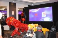 Air Canada's Lunar New Year celebrations in Markham - Jan. 30, 2018