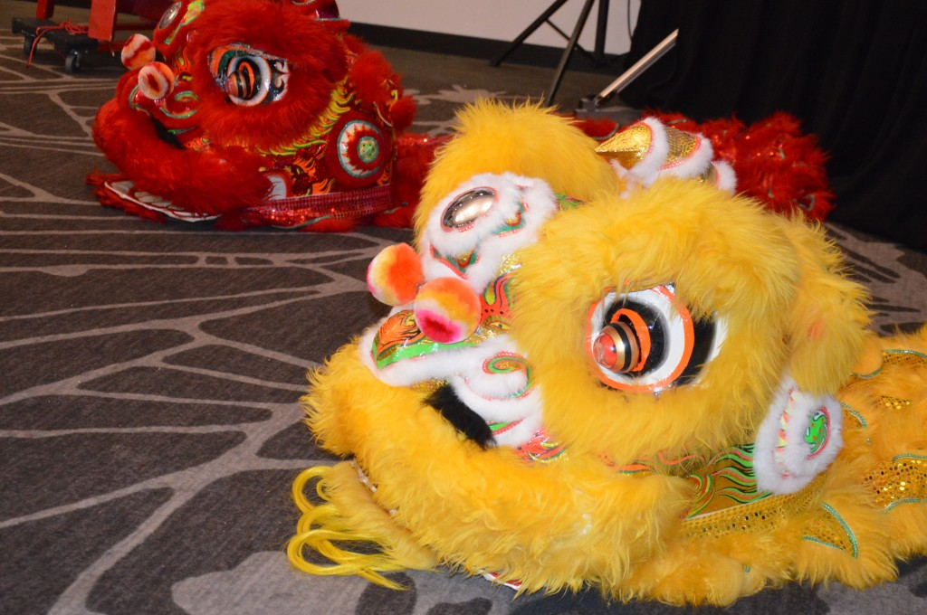 Air Canada's Lunar New Year celebrations in Markham - Jan. 30, 2018