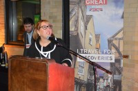 VisitBritain's I Travel For... campaign launch - Feb. 6, 2018