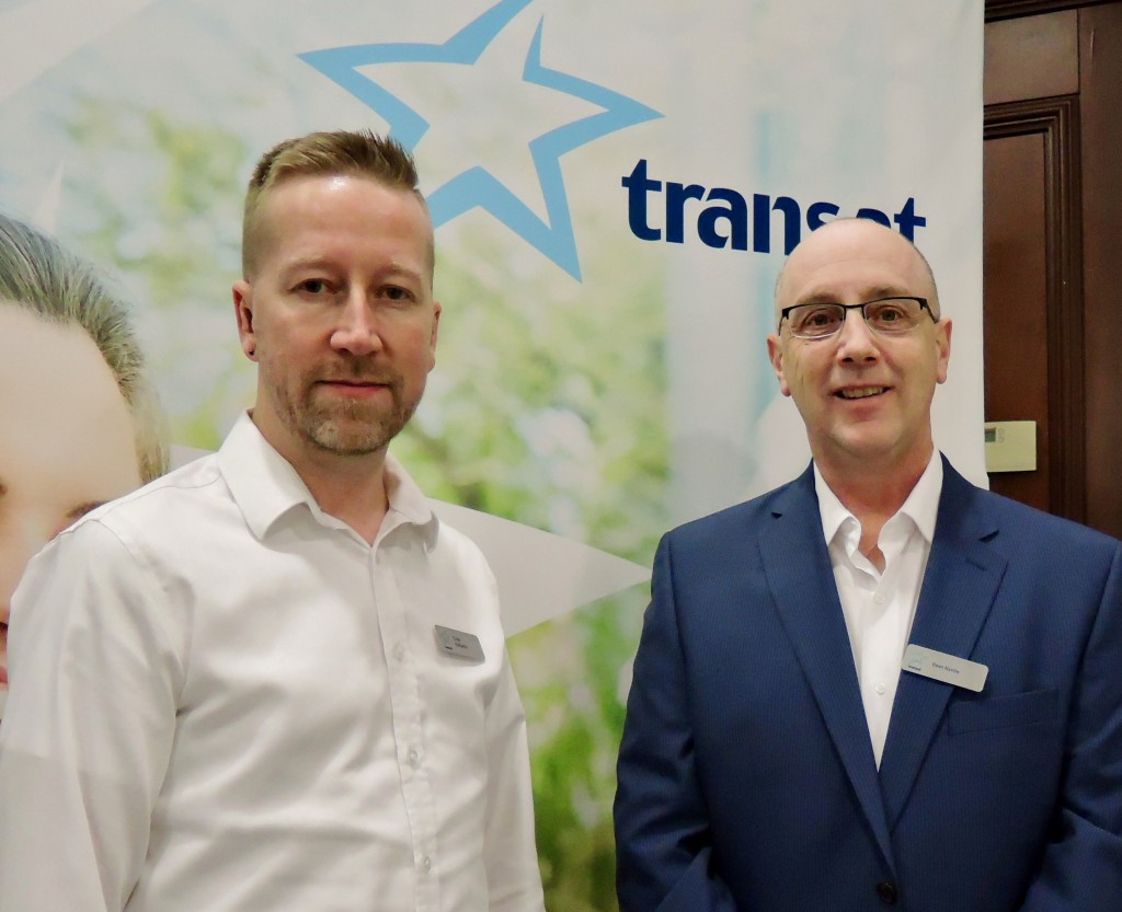 Transat Europe training, Vancouver - Feb. 2018