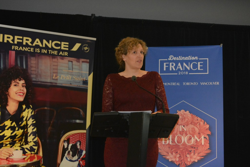 Destination France roadshow, Toronto - Feb. 2018