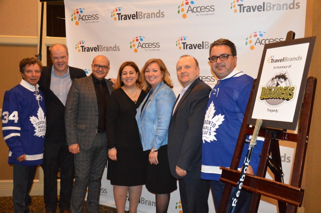 TravelBrands Appreciation Night in Toronto - April 12, 2018