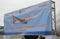 Sunwing's new Boeing 737 MAX 8 - May 24 & 25, 2018