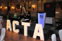 Un bal en noir très classe pour l'ACTA