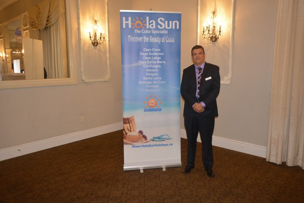 Hola Sun Holidays Agent Appreciation Night 2018