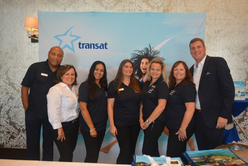 Transat 2018-2019 Sun Product Showcase Toronto