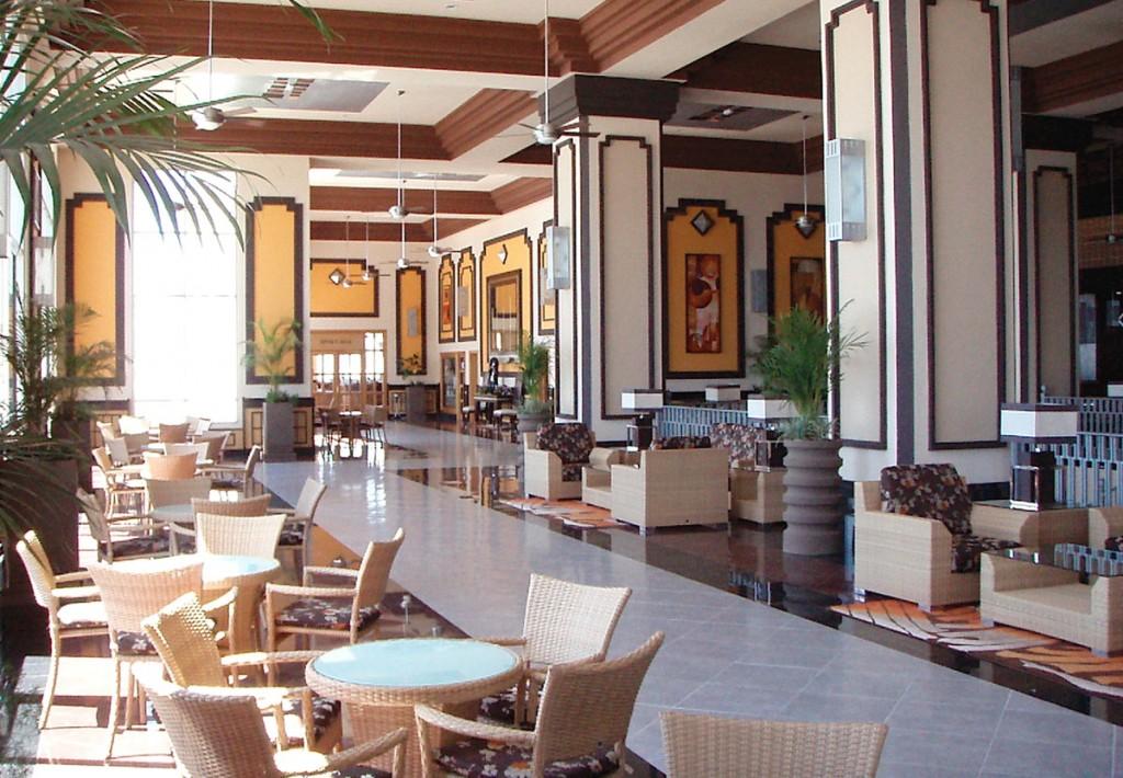 Hotel Riu Emerald Bay, Mazatlan, Mexico