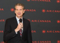 LaGuardia Maple Leaf Lounge opening