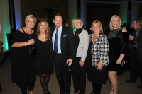 WestJet holiday party (winter 2018)