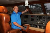 Sandals remercie les agents de voyage sur le yacht de son fondateur à Montréal